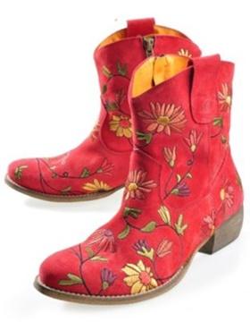 летние ботинки Апарт