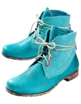 классические ботинки Апарт