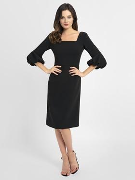 37a0f48ffbb8b37 Женские платья с вырезом каре предлагаются с доставкой по почте в ...
