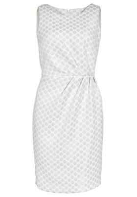 Платье с складкой с боку