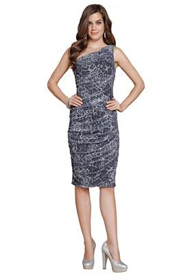 обтягивающие платье Апарт