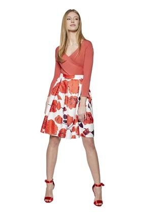 короткая юбка Апарт